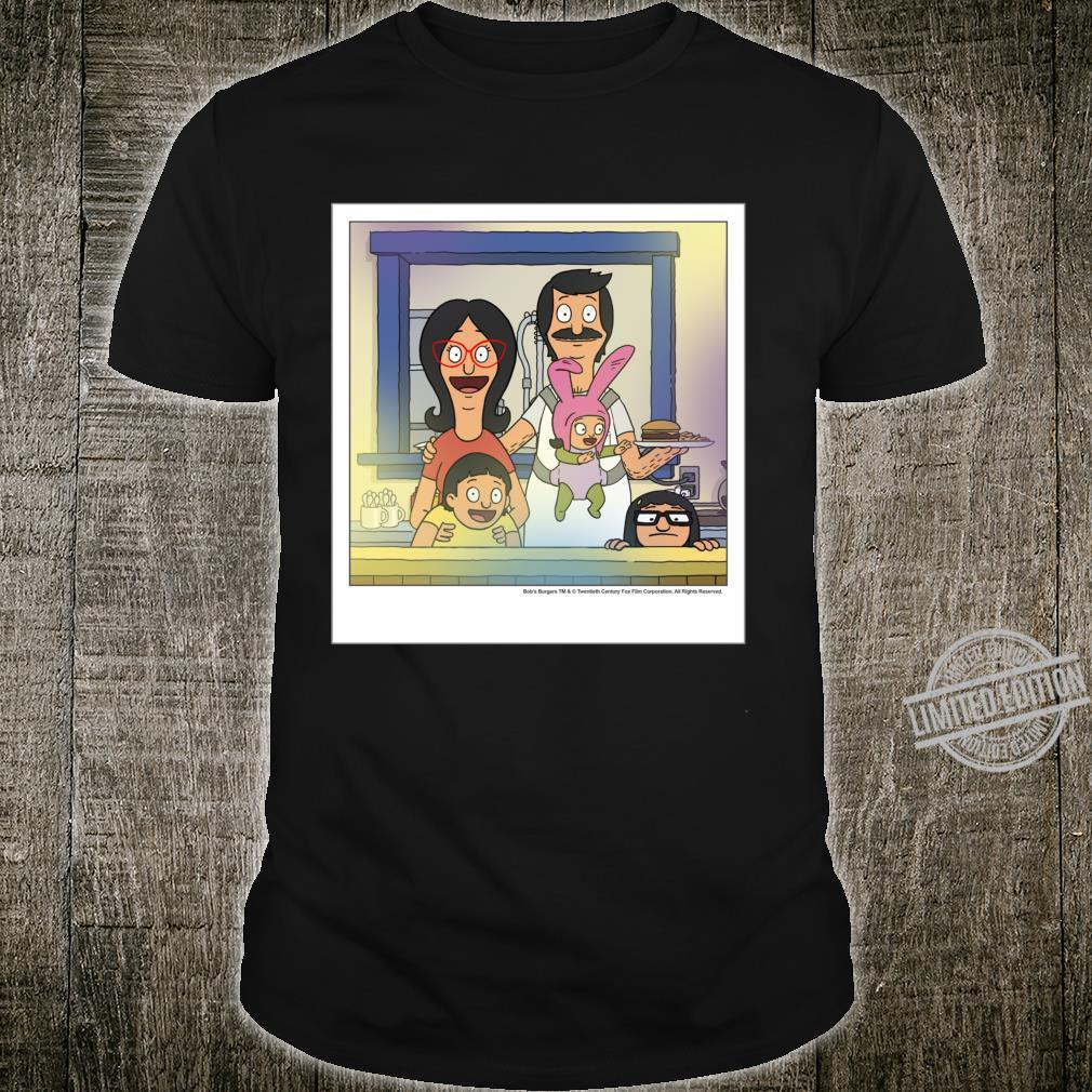 Bob's Burgers Belcher Family Shirt