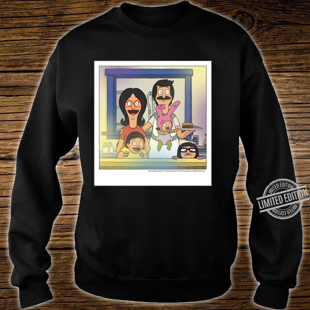 Bob's Burgers Belcher Family Shirt sweater