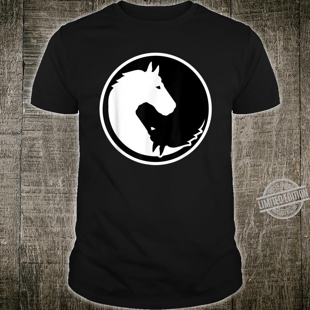 Horse yin and yang Shirt