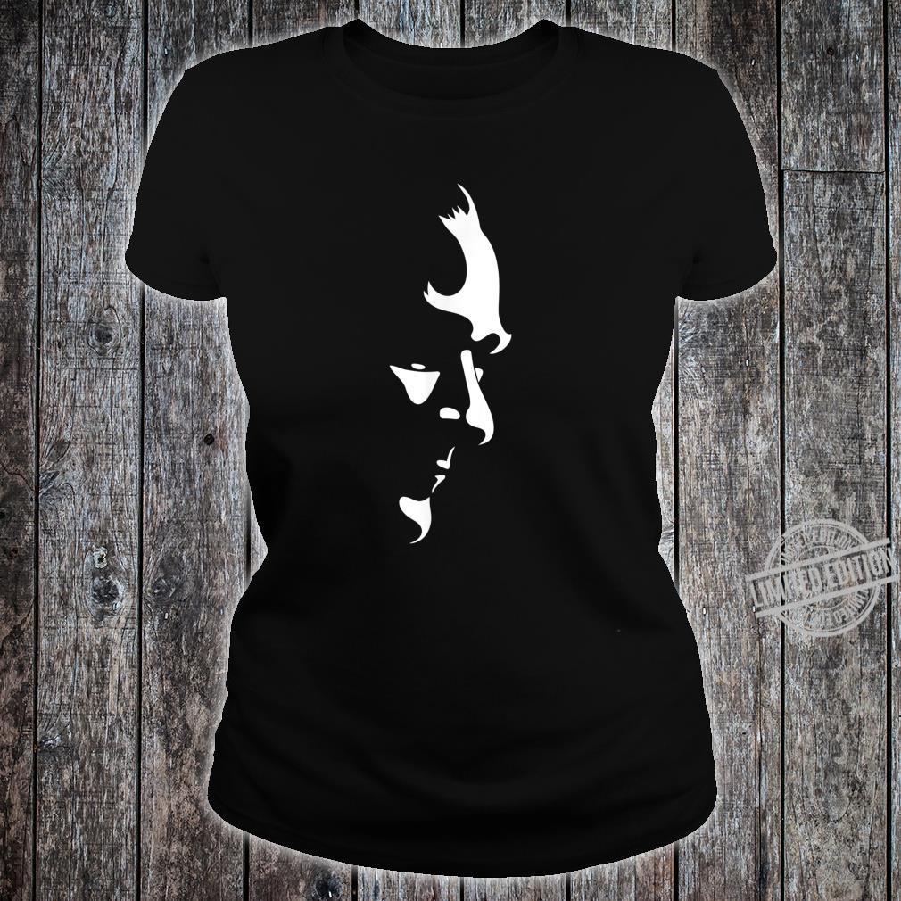 Mustafa Kemal Atatuerk Turkey Face Tuerkiye Shirt ladies tee