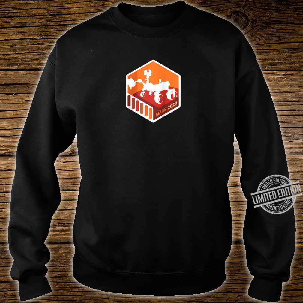 NASA JPL Mars 2020 Rover MissionMars Exploration Program Shirt sweater