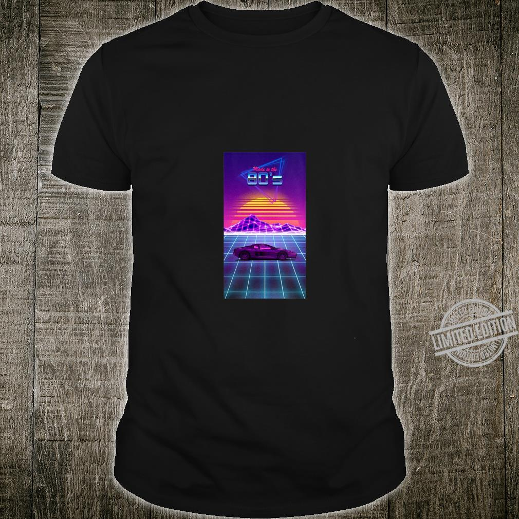 Womens Made in the 80's Shirt