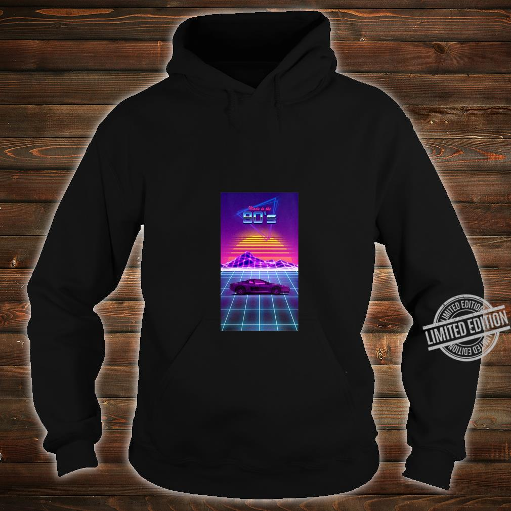 Womens Made in the 80's Shirt hoodie